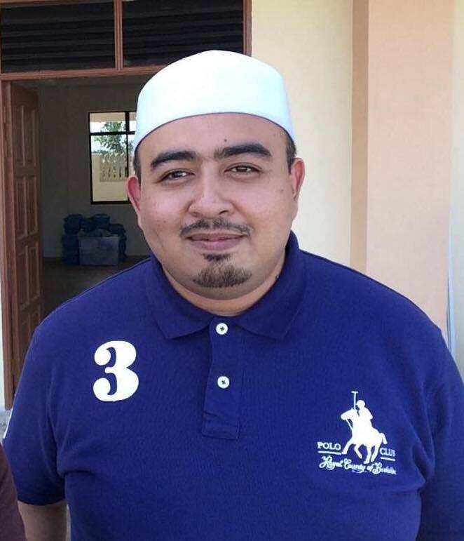 Ali Ahmad Foudzi