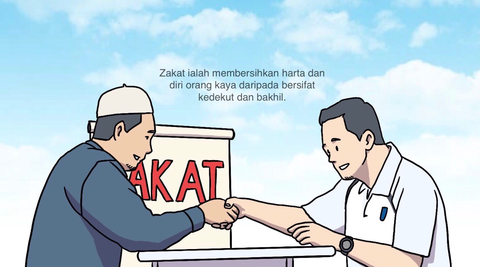 Photo of Pengenalan Ibadah Zakat