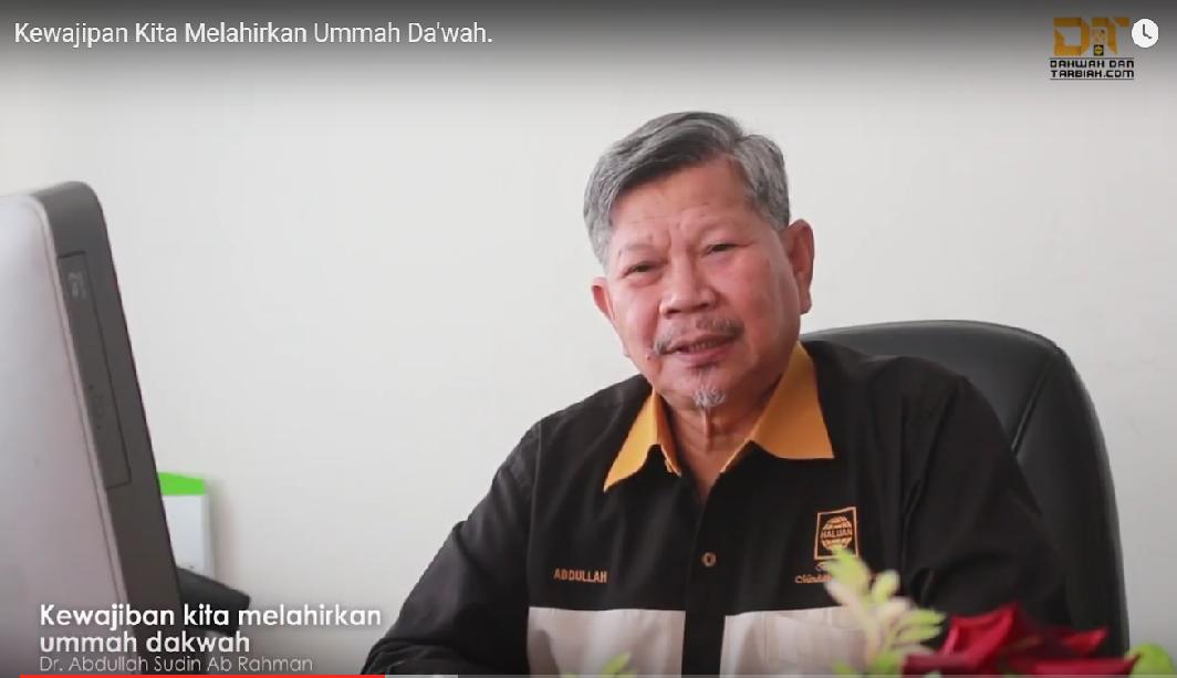 Photo of Video: Kewajipan Kita Melahirkan Ummah Da'wah