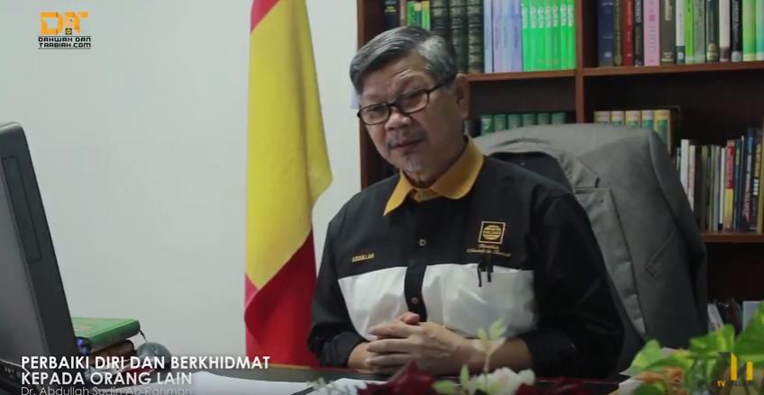 Photo of Video – Pesanan 3: Perbaiki Diri Dan Berkhidmat Kepada Orang Lain