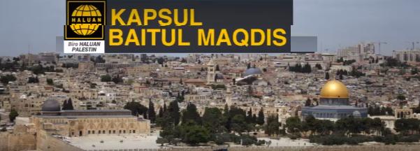 Photo of Baitul Maqdis: Kewajipan Memahami, Membela Dan Membebaskannya (Saksikan 10 Episod)