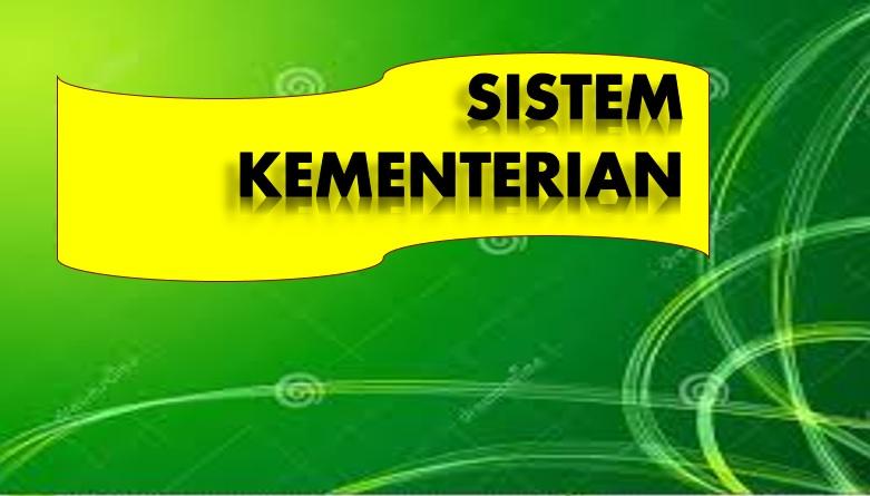 Photo of Kepelbagaian Sistem Dalam Islam (6):  Konsep Asas Sistem Kementerian