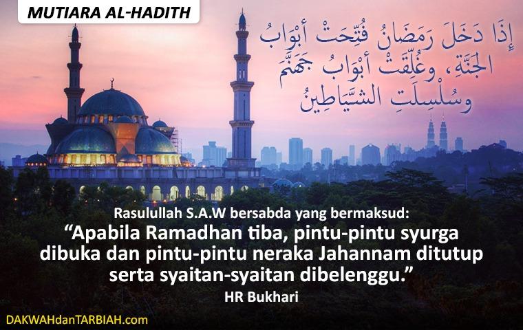 Photo of Ramadhan: Pintu2 Syurga Dibuka