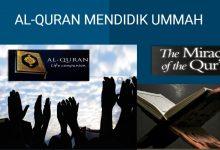 Photo of AL-QURAN MENDIDIK UMMAH