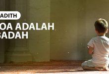 Photo of DOA ADALAH IBADAH