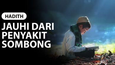 Photo of JAUHI DARI PENYAKIT SOMBONG